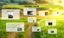 Toad Road - York PA
