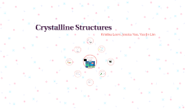 Crystalline Structures
