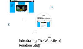 The Website of Random Stuff