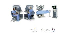 Cirugía Mínimamente Invasiva Asistida por Robot