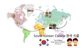 SOUTH KOREA Cuisine