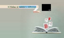 Copy of Si Pinkaw ni Isabelo S. Sobrevega