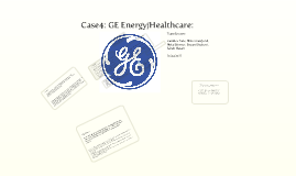 Copy of GE Energy/GE Healthcare