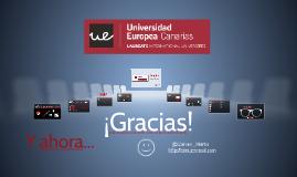 Universidad y Social Media. #SoyUECanarias