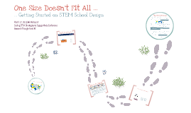 One Size Doesn't Fit All: Getting Started on STEM School Design