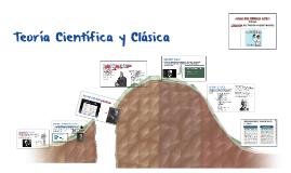 Teoría Científica y Clásica