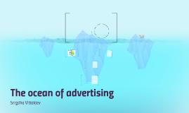 The ocean of advertising