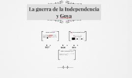 Copy of La guerra de la independencia y Goya 1808