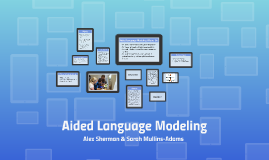 Aided Language Modeling