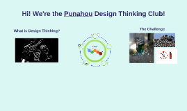 What is Design Thinking? FLL