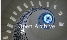 SEIF 2013: Towards an open Archive