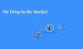 My Drop in the Bucket