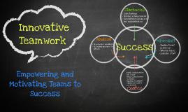 Copy of Innovative Teamwork