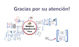 Máquina Rayadora de Yuca