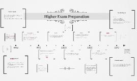 Copy of Exam Preparation