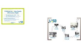 OAK 2013-2014 LASD New Family