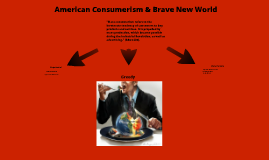 American Consumerism & Brave New World