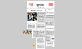 Copy of Media and Sport