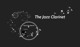 The Jazz Clarinet