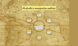 Australia's immigration policy