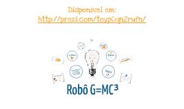 Robô G=MC³ (Artigo Ver.)
