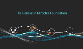 The Believe in Miracles foundation