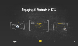 Engaging All Students in KCS