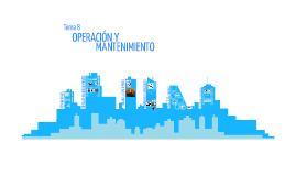 Tema 8. Operación y mantenimiento