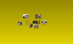 low HDI: Mali