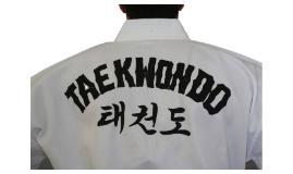 """"""" Taekwondo é mais do que um desporto"""""""