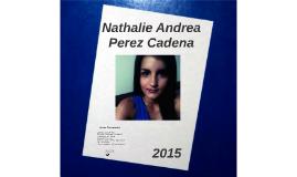 Nathalie Andrea Perez Cadena