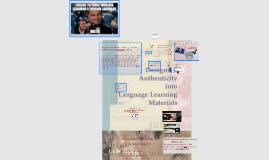 Authenticity 2.0 Reconceptualising authenticity for the digital era