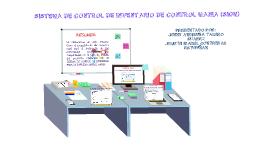 SISTEMA DE CONTROL DE INVENTARIO DE CONTROLMANIA(SICM)
