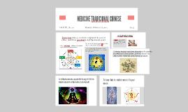 MEDICINE TRADICIONAL CHINESE
