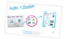 Agile + Design