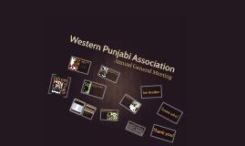 Western Punjabi Association