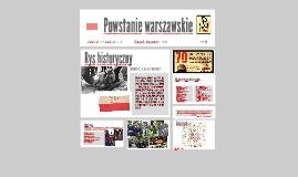 1 sierpień-powstanie warszawskie