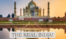 THE REAL INDIA