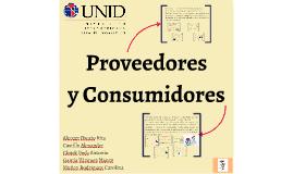 Provedores y Consumidores