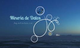 Copy of Mineria de Datos