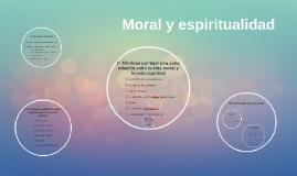 Moral y espiritualidad