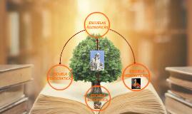 Copy of Copia de ESCUELAS