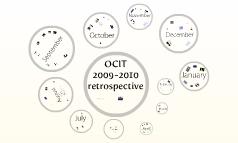 2009-2010 retrospective