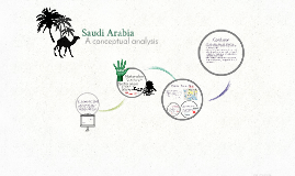 SAUDI ARABIA : A conceptual analysis