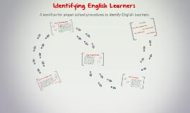 Identifying English Learners