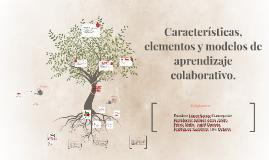 Copy of Aprendizaje colaborativo