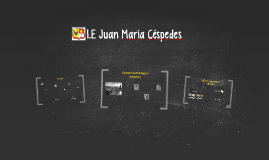 I.E Juan María Céspedes