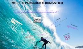 Copy of MODELO PEDAGOGICO ROMÁNTICO