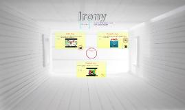 Copy of Three Types of Irony Mini-Lesson