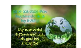 Copy of Cuidemos El medio ambiente